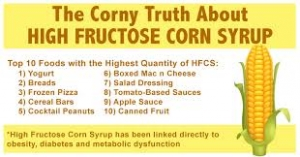 Corny Truth High Fructose Corn Syrup
