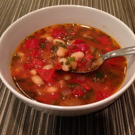 vegan bean soup