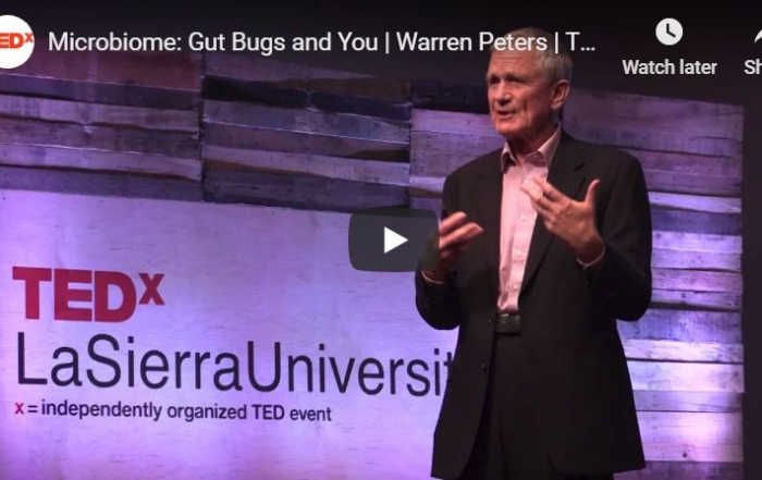 Microbiome-TedTalk-WarrenPeters